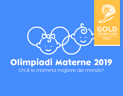 Olimpiadi Materne | Young Lions 2019 | GOLD |
