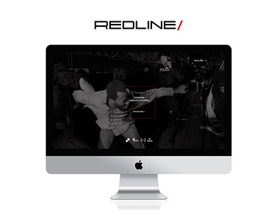 Redline Interactive Website