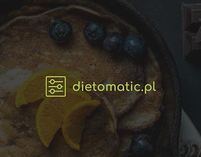 Dietomatic - spersonalizowana dieta pudełkowa