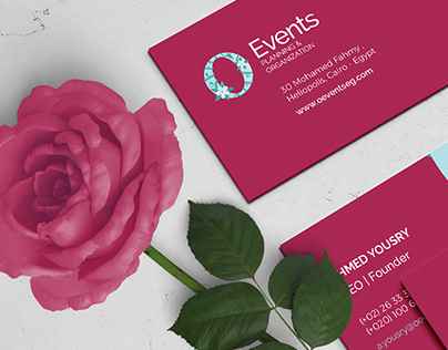 O Events Branding
