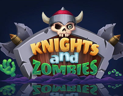 Knights and Zombies game