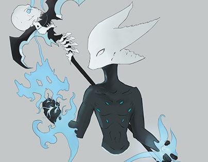 Unne - Diseño de personaje