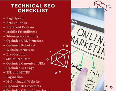 Technical SEO Checklist for Website Ranking