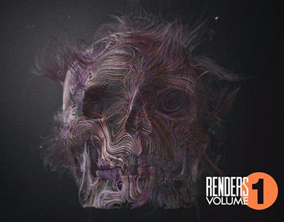 Renders Vol.1