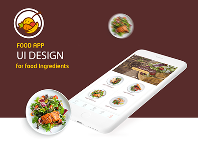 Food App Ui Design