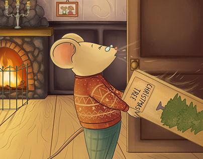 "Children's book ""The Tree of Treats"""