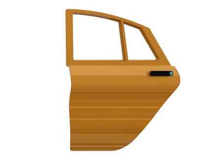 Car Door Model