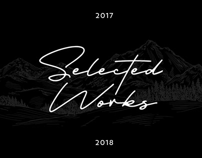 Selected Works 2017-18