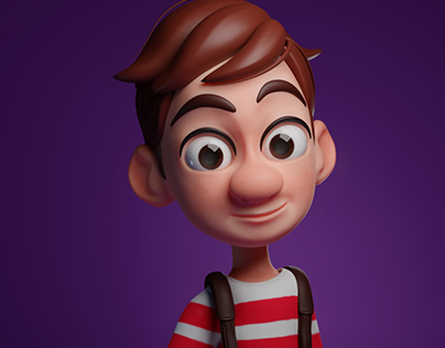 Otto - 3D Character