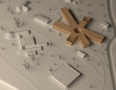Maquette Mode (render work)