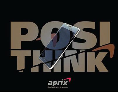 Posithink | Filosofía de Marca | Aprix