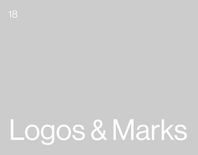 Animated Logofolio | 2018