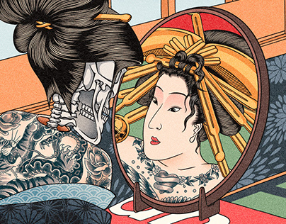 Ukiyoe Collection-1