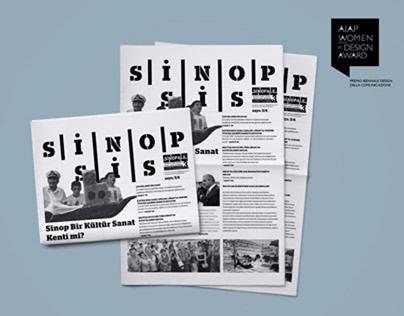 Sinopsis Fanzine - Visual Identity, Layout Design