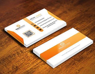 Classic Elegant Business Card Template