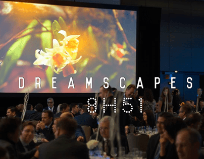 Dreamscapes reel - video ambiances
