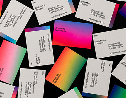 Hey | Business Cards