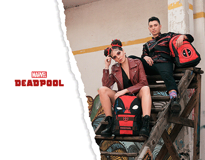 MARVEL DEADPOOL X YADATEX (campaña)