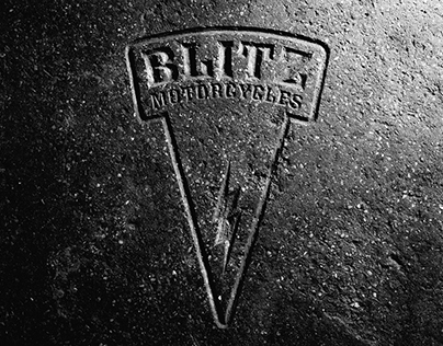 BLITZ Motorcycles for GQ