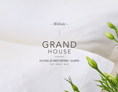 Website - Grand House
