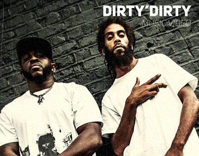 Dirty'Dirty Music Video - Blak Twang & Durrty Goodz