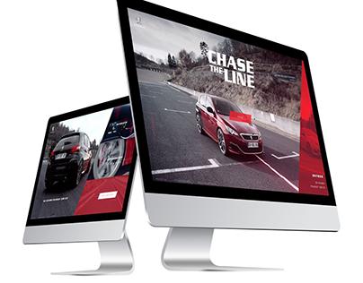 Peugeot Interactive Race Film