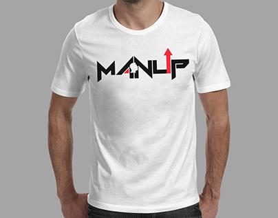 ManUp Logo T-shirt