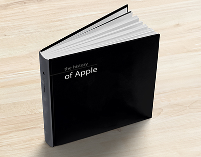 "Book ""the history of Apple"""
