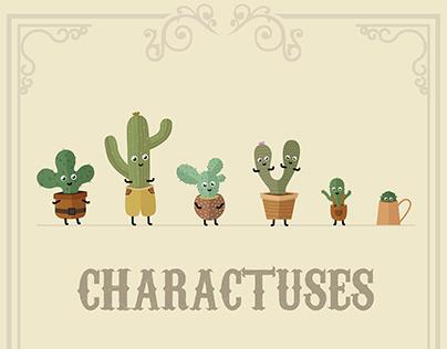 Charactuses