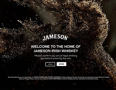 VML MICRO-SITE LAYOUT- Jameson Label Maker