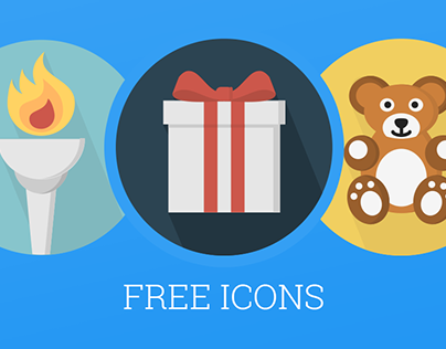 12 Free Objects Icons