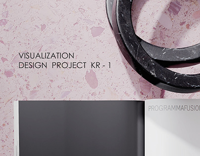VISUALIZATION DESIGN PROJECT KR - 1