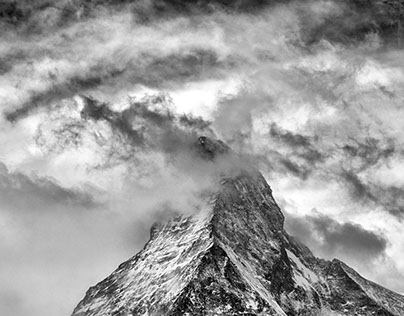 The Many Faces of the Matterhorn, Switzerland