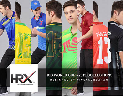 HRX - ICC WORLD CUP 2019 COLLECTIONS