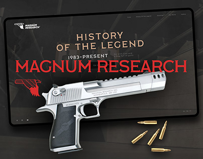 HOTL ✕ Desert Eagle ✕ Magnum Research