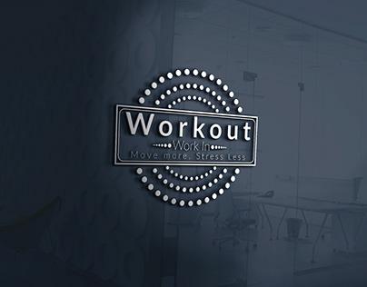 WorkOut Comapny Logo Design