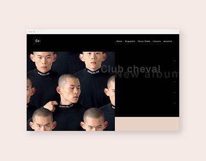 Cc: — Webdesign