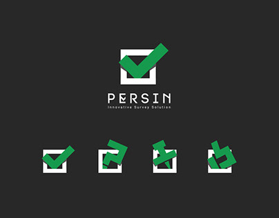 Persin Logo & Corporate identity