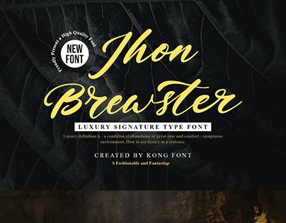 Jhon Brewster