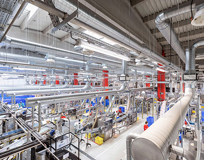 Bref: Industrial Photography for Henkel AG