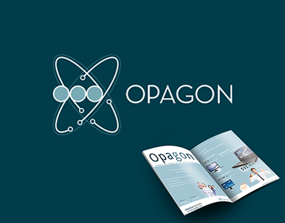 Opagon | Print advertising