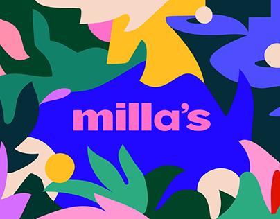 Milla's Visual Identity