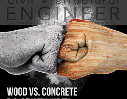 Wood Vs Concrete