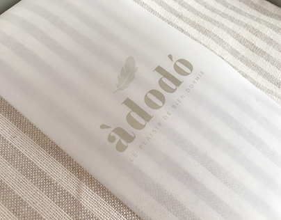àdodó | E-Commerce Packaging for Pajamas