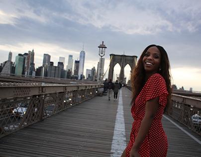 Malika. Brooklyn Lookbook