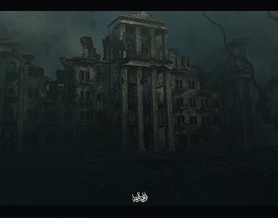 _Abandoned palace_