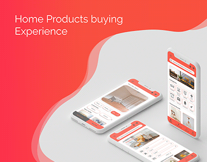Home Products buying Experience | UX Design