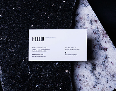 El Salón – Beauty Style.