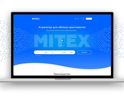Mitex - Cryptocurrency exchange