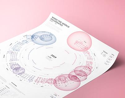 Bureau Oberhaeuser Calendar 2019